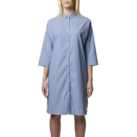 Houdini Route Shirt Dress Women up in the blue